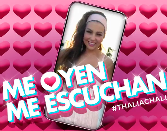 Thalía estrena el sencillo