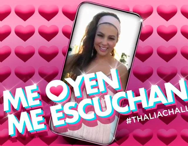 Lanza Thalía 'Me Oyen, Me Escuchan'