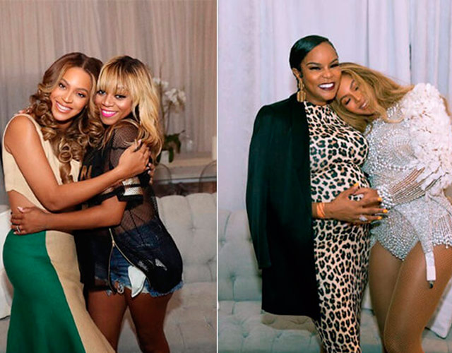 Reunión de Beyoncé con las Destiny's Child originales