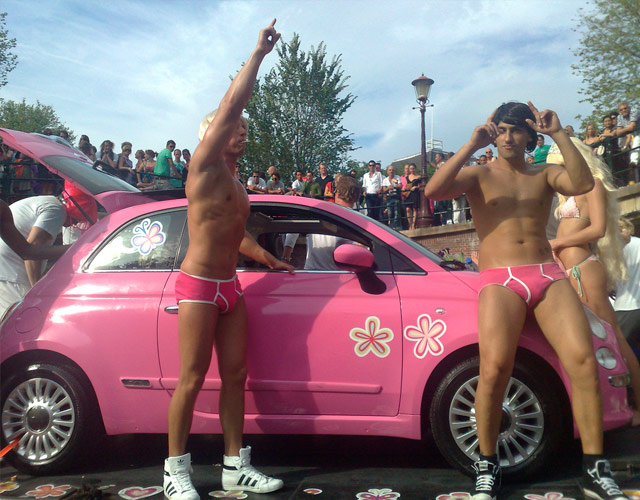 Coches gay