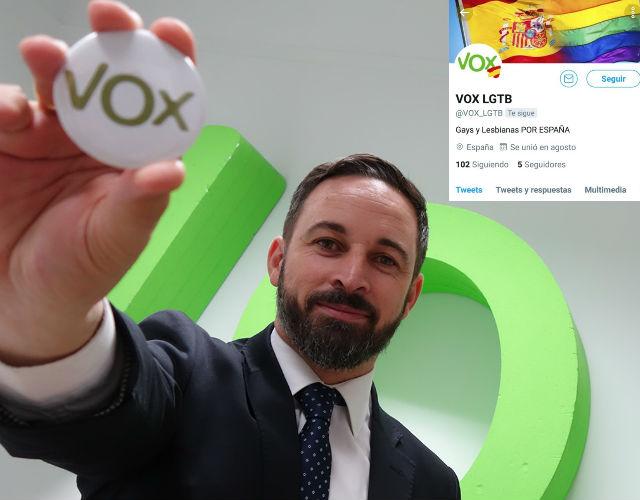 VOX gay: ¿es VOX LGTB realidad o timo en las redes?
