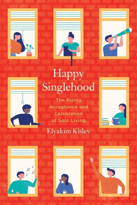 Happy Singlehood book cover