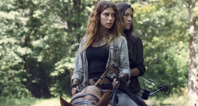 Nueva pareja gay en 'The Walking Dead' 1