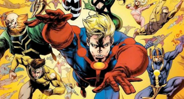 Marvel busca actor abiertamente gay para 'The Eternals'