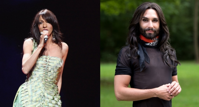 Conchita Wurst y Dana International vuelven a Eurovisión 1
