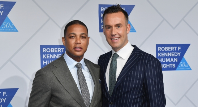 Don Lemon compromiso gay