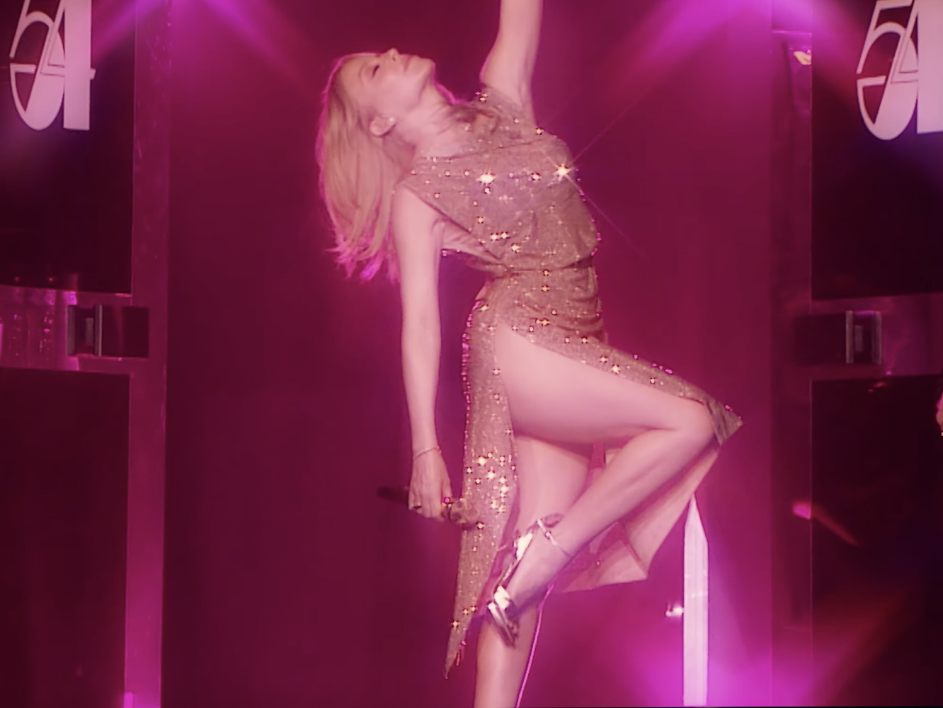 Kylie Minogue estrena el vídeo de 'New York City'