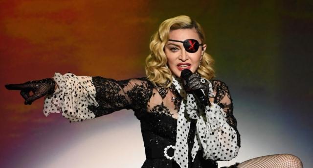 Madonna anuncia gira de conciertos raros e íntimos