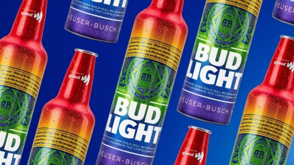 New Bud Light Pride bottle to raise funds for GLAAD