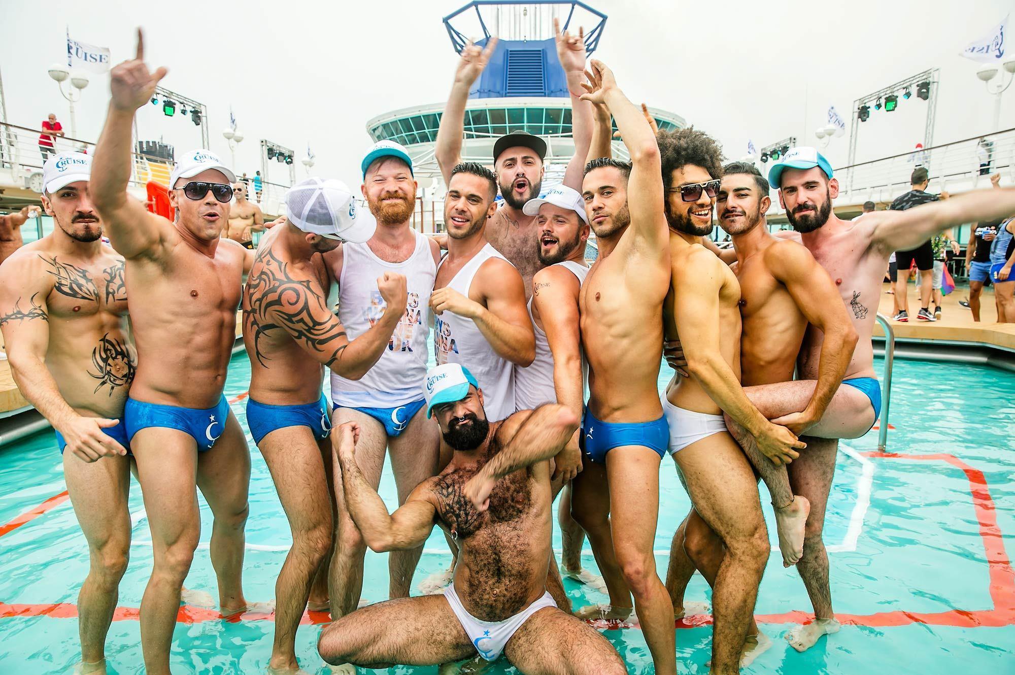 Cruceros gay en agosto 2019