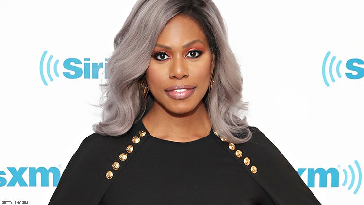 Laverne Cox analiza el papel histórico de 'Orange Is the New Black' 1