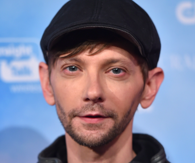 El actor DJ Qualls revela que es gay