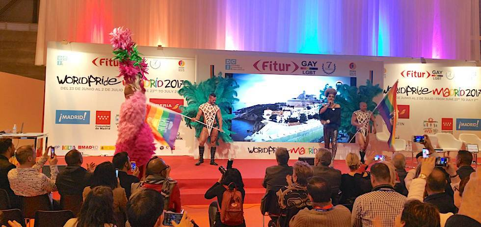 Fitur gay premia a Argentina