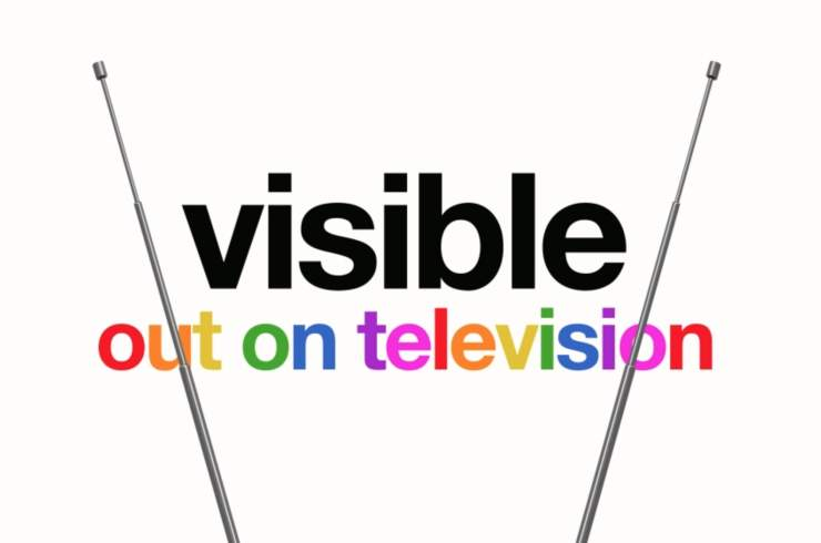 Visible: Out on televisión