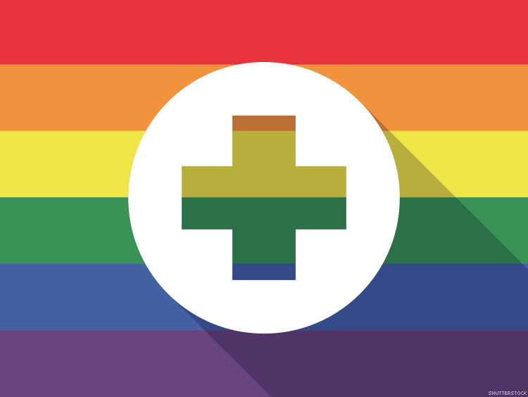 Salud LGBT