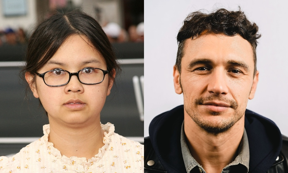 "Charlyne Yi ha acusado a James Franco de ser un ""depredador sexual"""