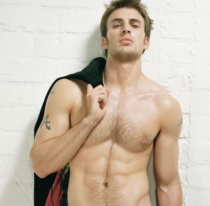 Chris Evans Gay