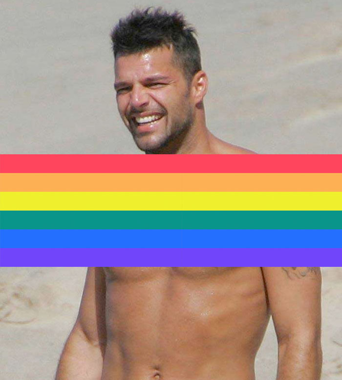 Ricky Martin Gay Pictures 71