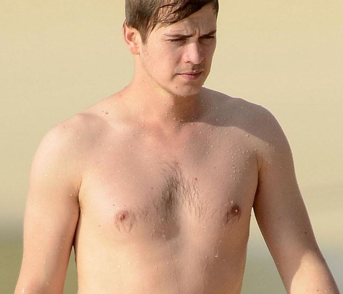 Hayden christiansen y desnudo