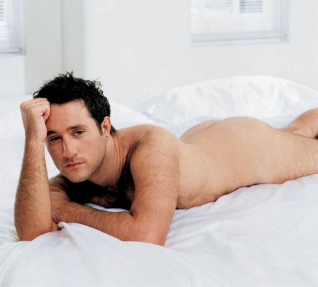 Tios Deportistas Desnudos Enseando El Pen