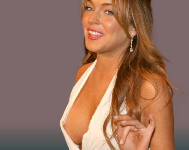 Las Nuevas Fotos Lindsay Lohan Al Desnudo